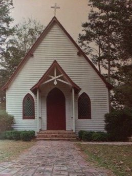 St. Clements Chapel on Piedmont Drive